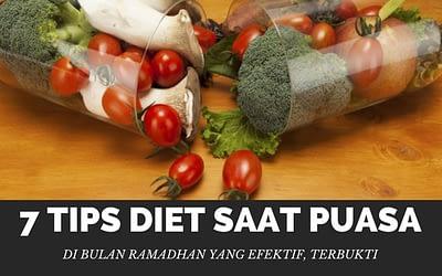 8 Tip Diet Di Bulan Ramadhan Bagi Yang Mahu Kurus Di Hari Raya