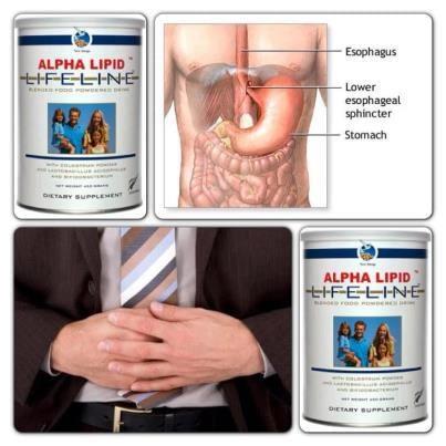 Alpha Lipid Dapat Membantu Mereka Yang Mengidap Gastrik