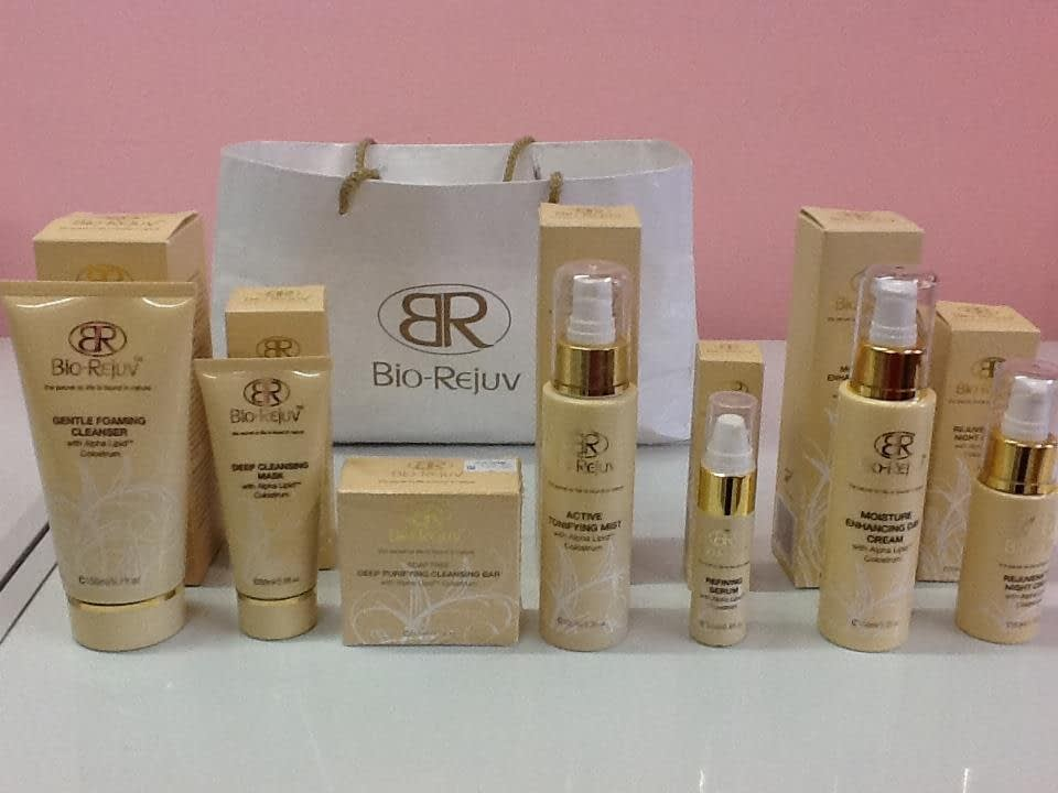 A Journey To Success Dengan Bio-Rejuv Skincare Dan Slim Diet 2