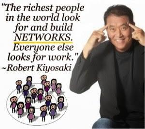 Kenapa Robert T.Kiyosaki & Donald Trump menyarankan bisnes Network Marketing?