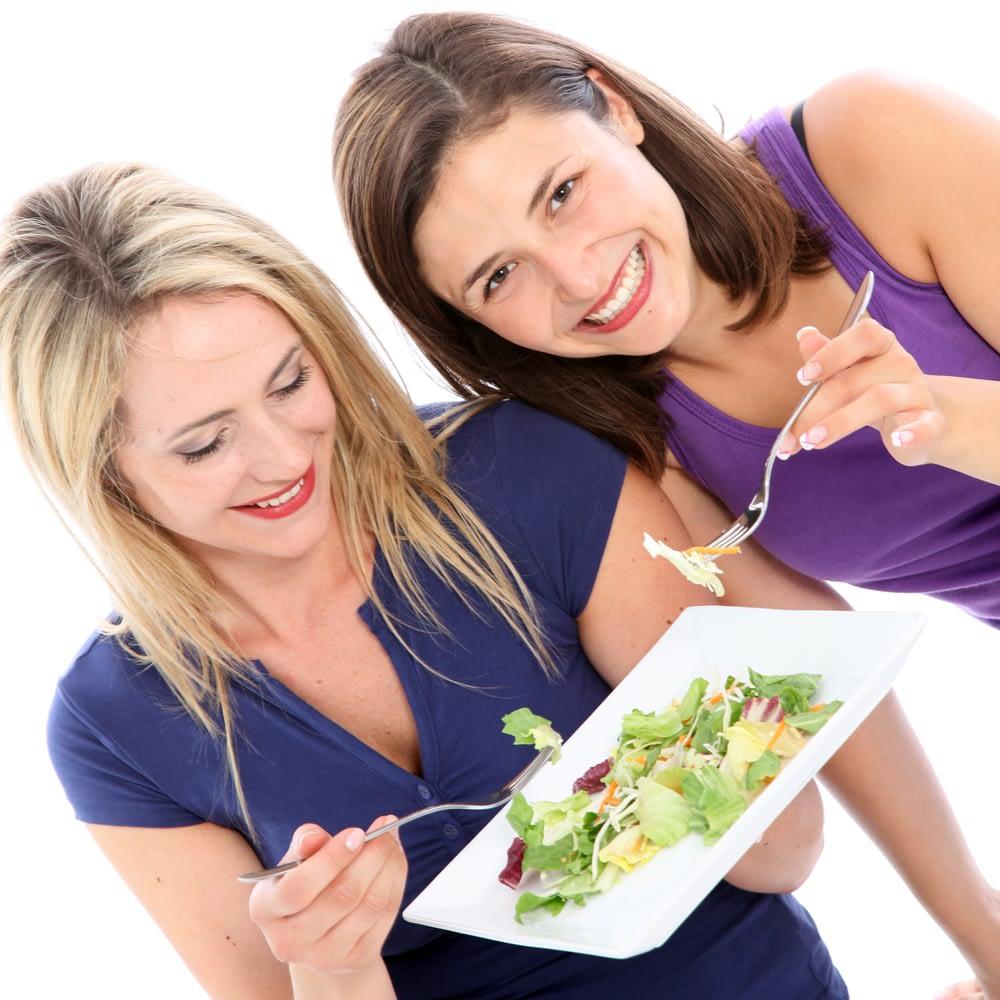 Carilah kawan berdiet apabila anda memulakan diet SD2